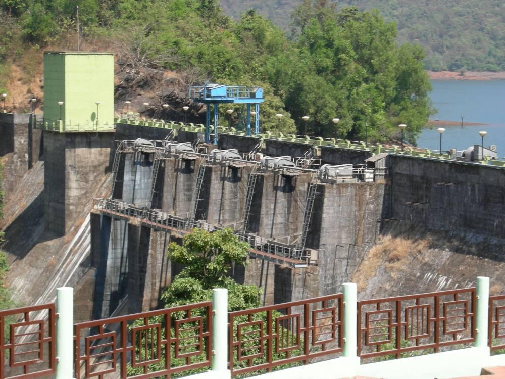 Anjuna Dam